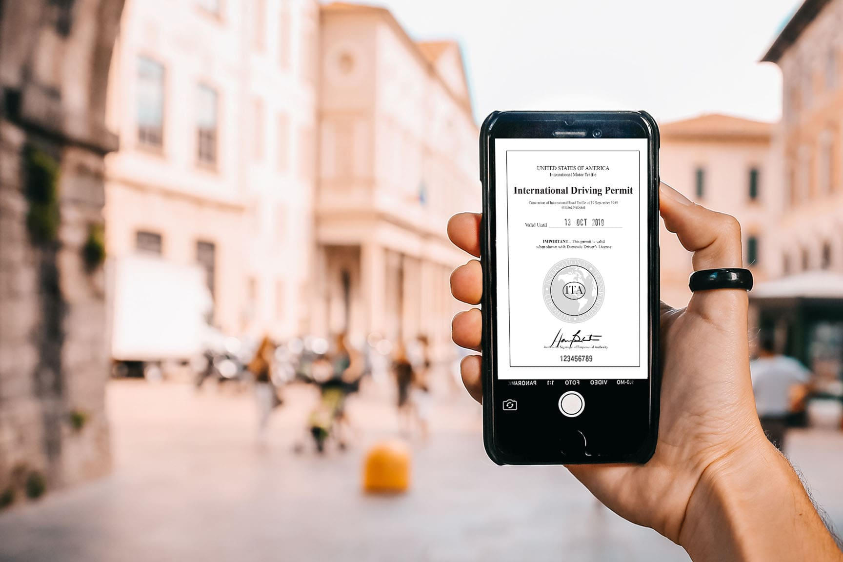 Get Your International Driver's License Anywhere in the World