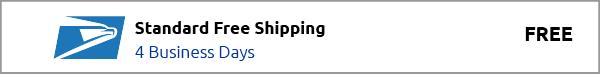 Standard Free Shipping
